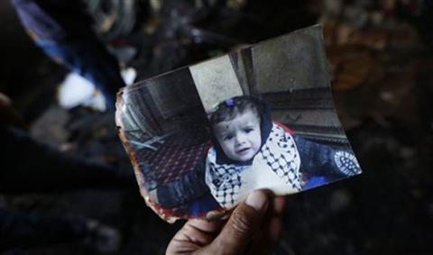 طفل-فلسطيني-حرقته-اسرائيل